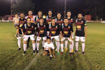Fútbol: Tricota de Argentino al Tricolor de Monte Buey.-