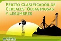 Hoy Jueves 7, arranca el curso de Perito Clasificador de Cereales, Oleaginosas y Legumbres