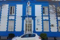 Detención de un sujeto que fue sorprendido en el patio de la escuela Manuel Belgrano