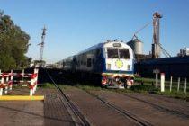 Se postergo el arribo del tren de pasajeros para el 9 de abril