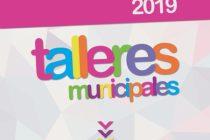 Talleres Culturales Municipales 2019
