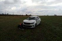 Estado de salud de la familia accidentada en autopista
