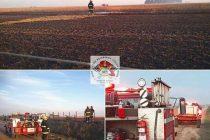 Bomberos combatieron importantes focos de incendios en simultaneo