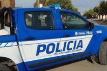 Importante Intervención policial en un domicilio de calle Tucumán