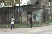 Intervención y relevamiento en vivienda abandonada de calle 1º de Mayo y Urquiza