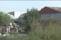 Reclamo de vecina por estado de abandono del predio donde antiguamente funcionaba la Dirección de Servicios IV